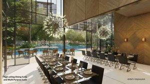 the-florence-residences-function-room-sale