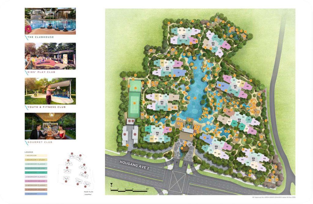 The-florence-residences-kovan-site-plan