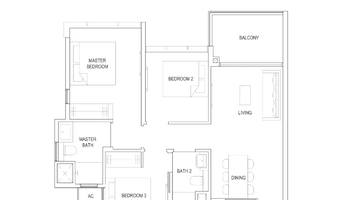 The Florence Residences Floor Plans