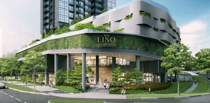 Located at Upper Bukit Timah Road, the 20-storey, mixed-development project will feature 120 residential units and 53 commercial units.