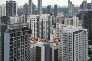 Non-permanent resident apartment purchases in 2020 accounted for just 4.1 per cent of total sales, the lowest in more than two decades.
