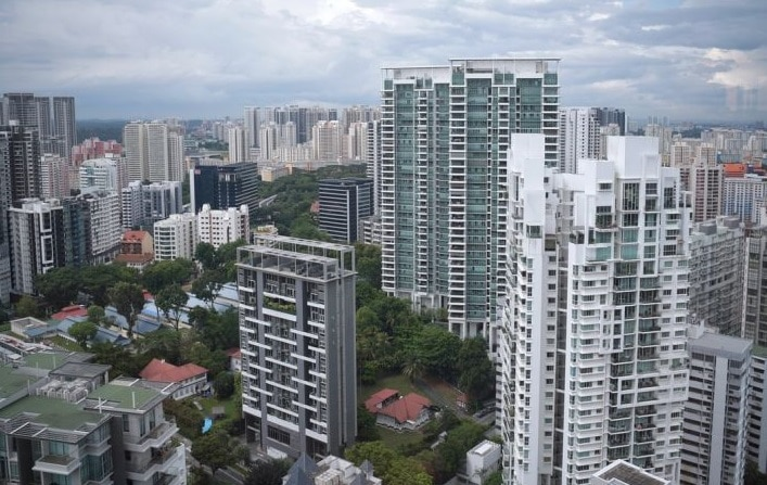 Rental volume, meanwhile, dropped last month for both the HDB and private markets